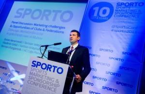 SLO, Sporto 2013 - sports marketing and sponsorship conference, day 2