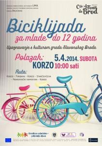 Biciklijada za mlade