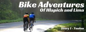 Bike Adventures cover