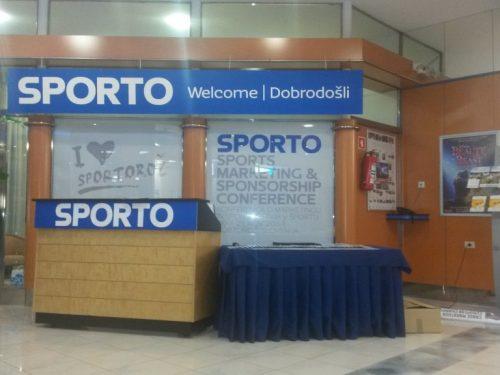 NGO Lima at SPORTO conference