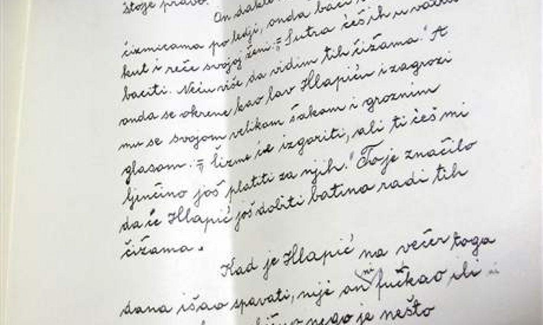 Pismo Ivane Brlić – Mažuranić